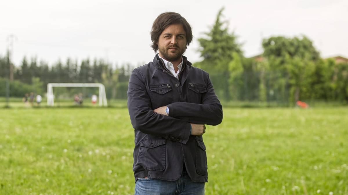 Javier Ribalta es jefe de ojeadores del Novara Calcio