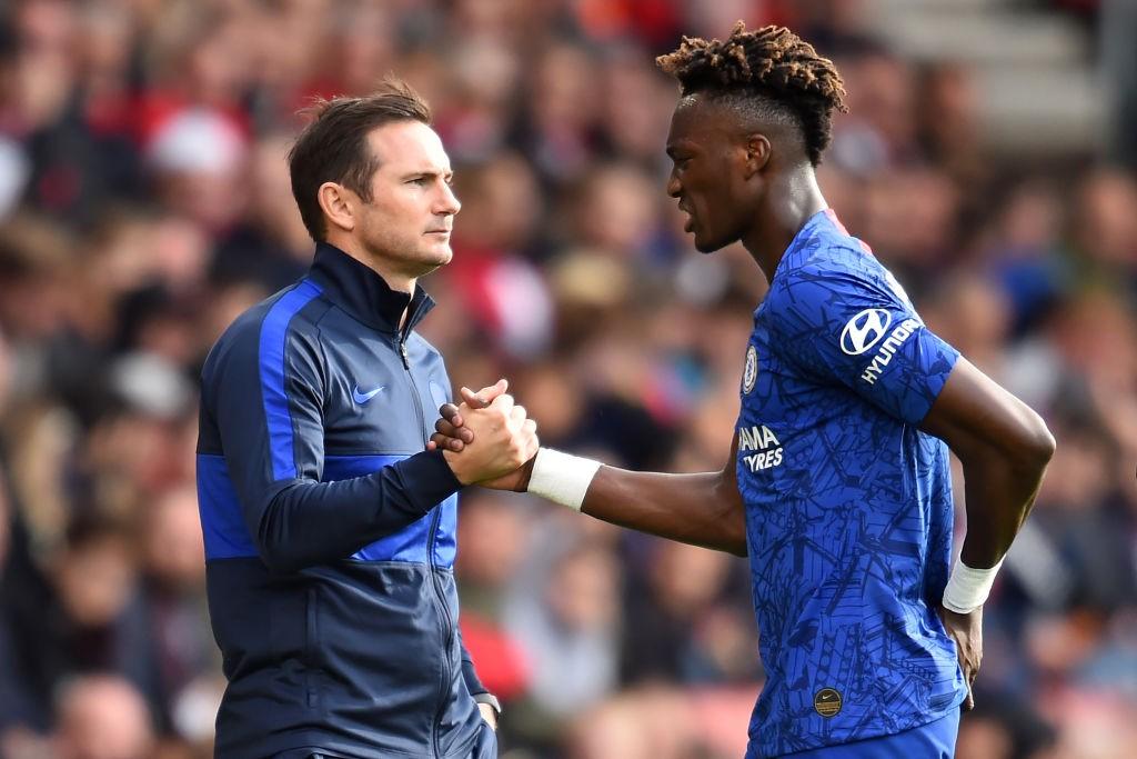 Tammy Abraham ha sido una de las grandes apuestas de Frank Lampard esta temporada. / Getty Images