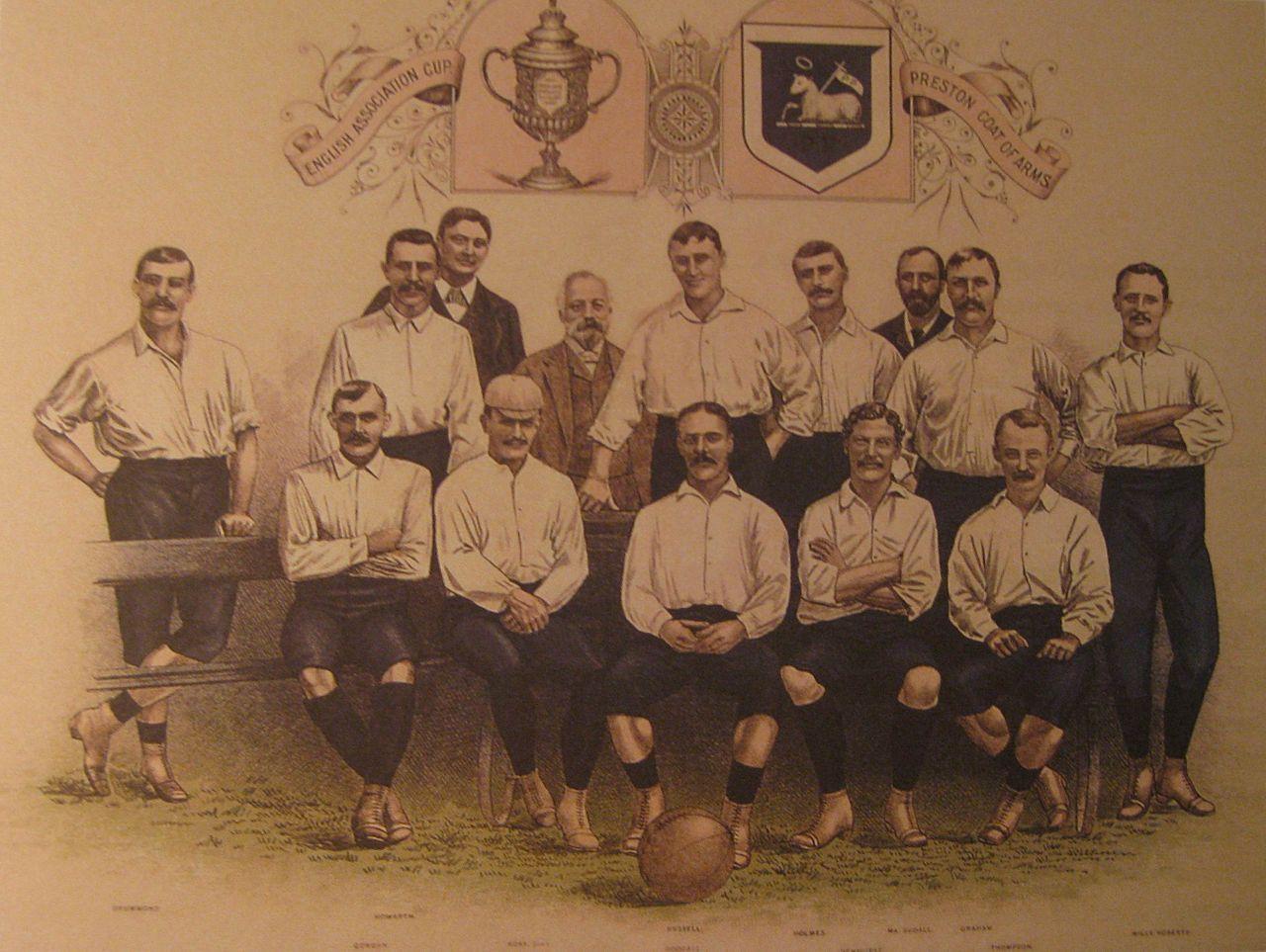 Preston North End, 1888-89