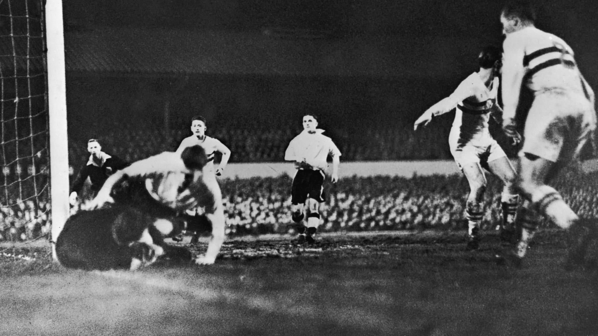 Wolves vs. Honved 1954. / FIFA