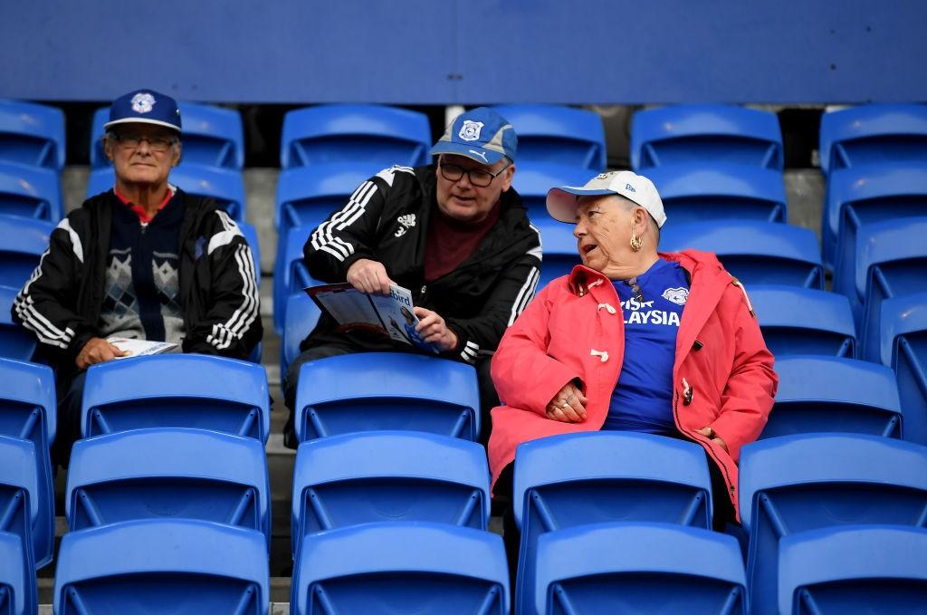 El Cardiff no ha empezado con buen pie pese a mantener a la gran mayoría de la plantilla de la temporada pasada. / Getty Images