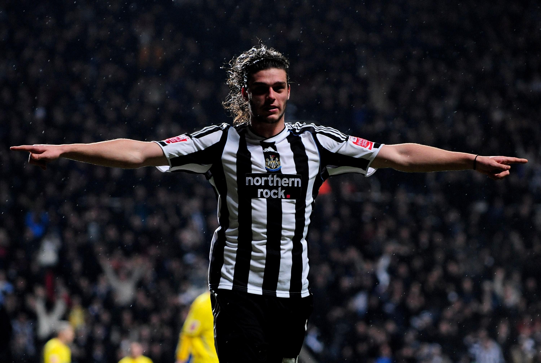 Carroll se hizo un hueco en el Newcastle cuando el equipo estaba en Championship en la 2009/10. / Getty Images