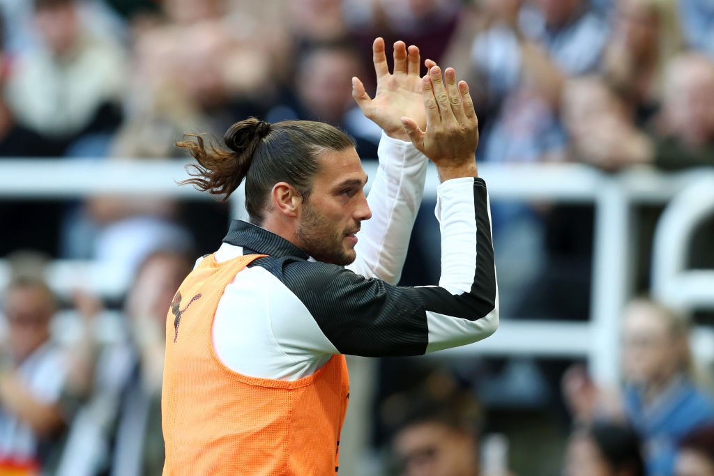 Andy Carroll regreso Newcastle
