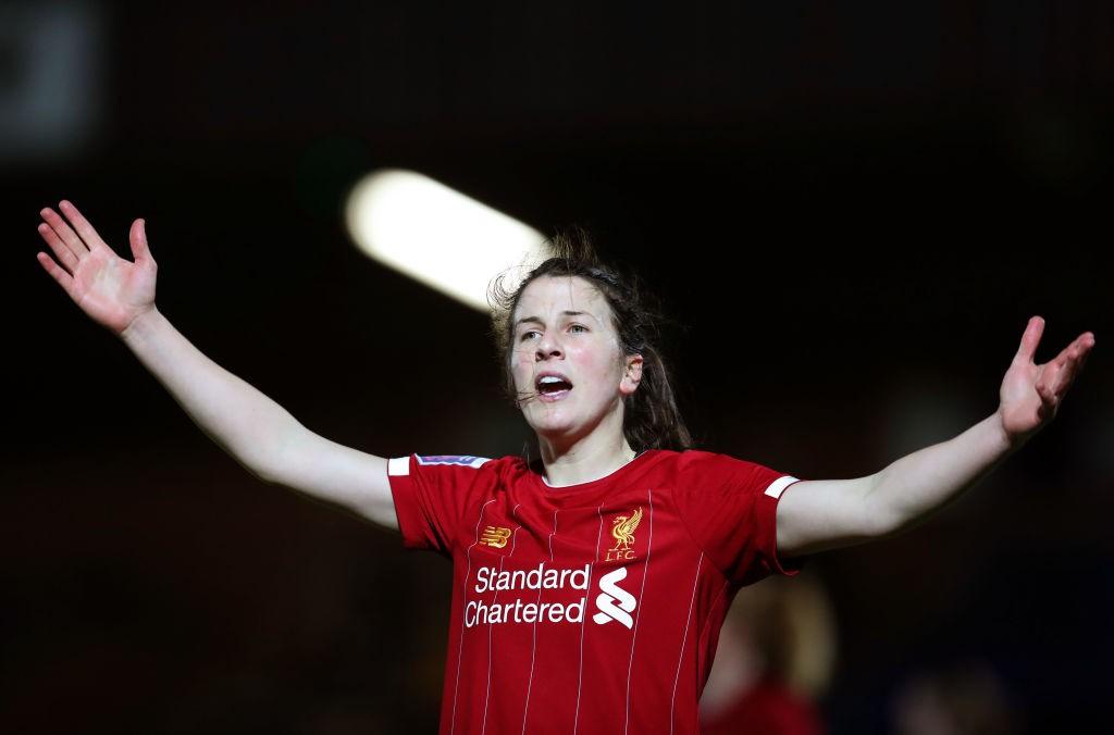 El Liverpool sigue hundiéndose, algo que contrasta con el respaldo del homólogo masculino. / Getty Images