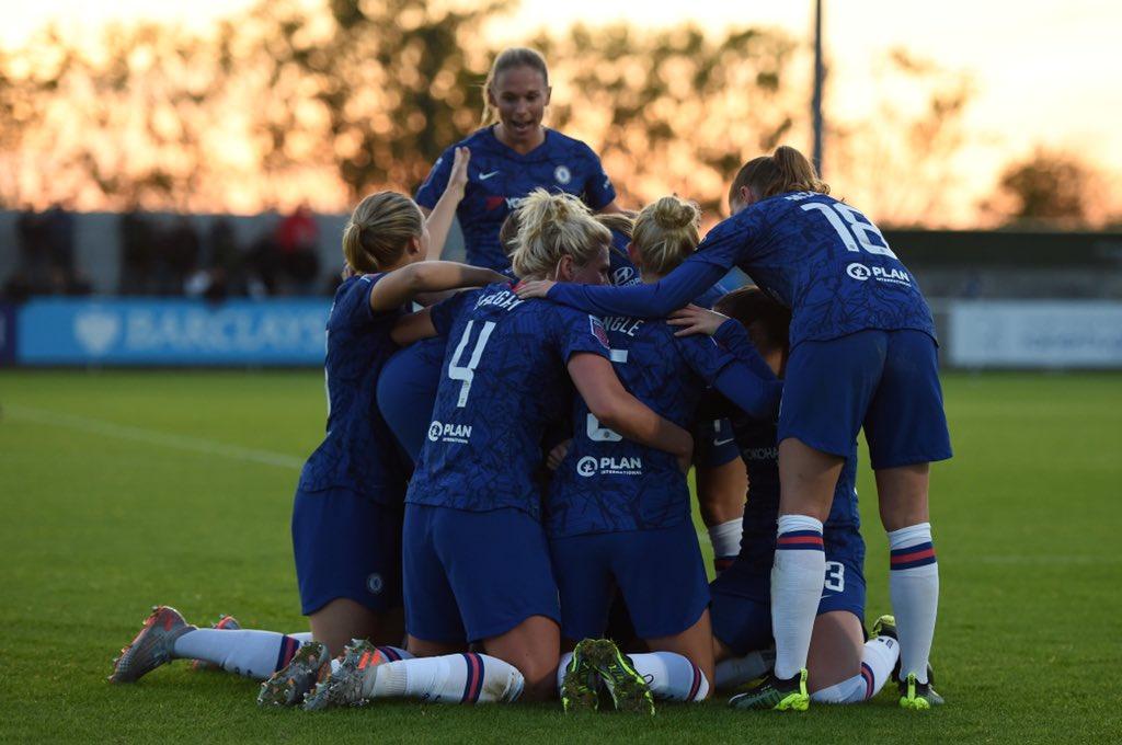 Chelsea lider WSL