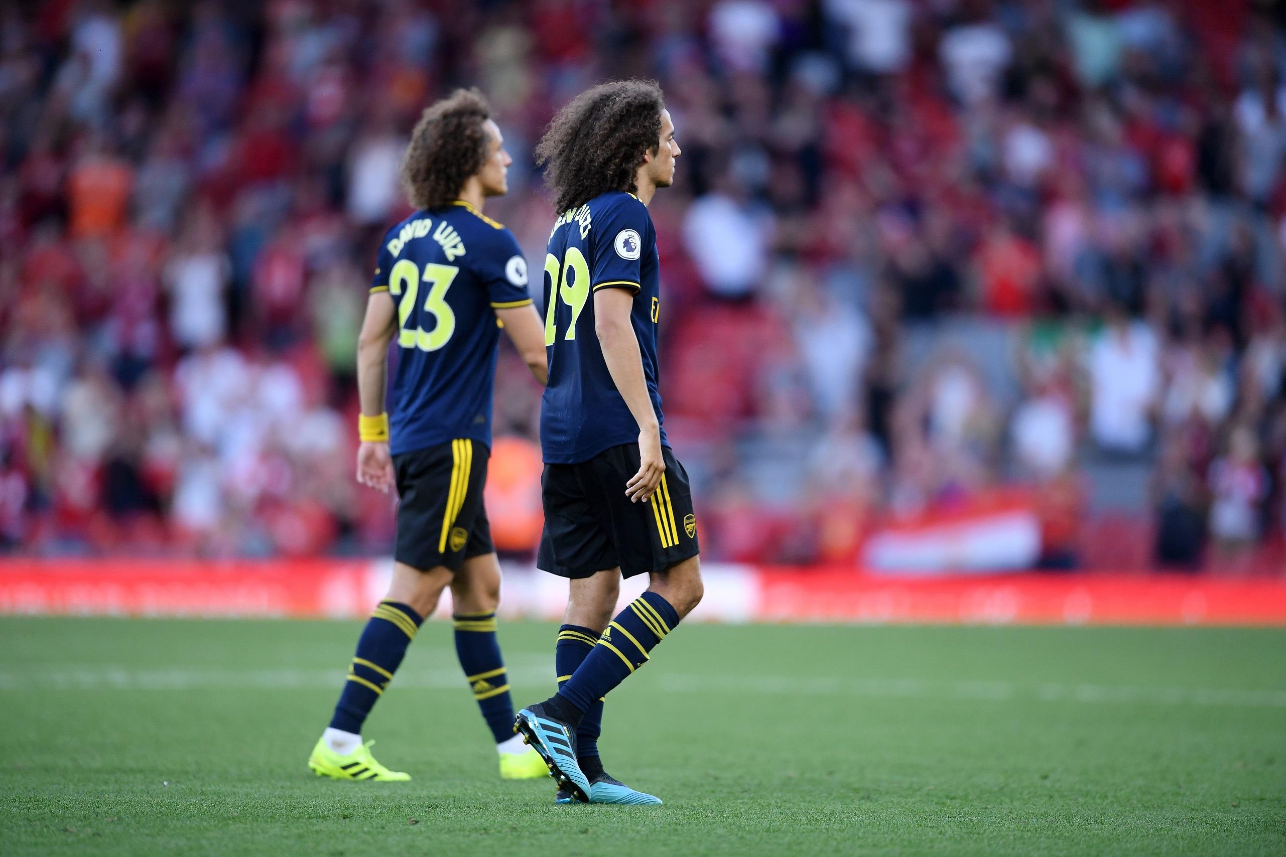 David Luiz y Matteo Guendouzi, ahora en el mismo equipo