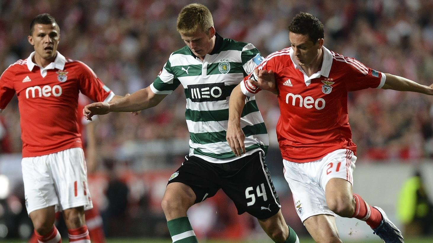 Eric Dier, formado en el Sporting de Lisboa. / UEFA