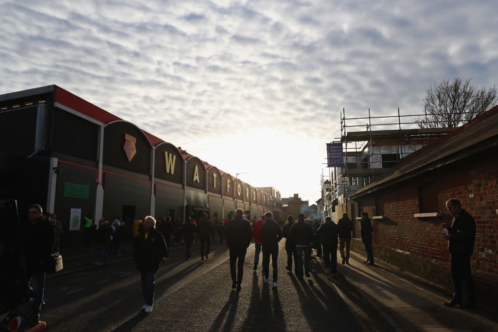 Fans Watford