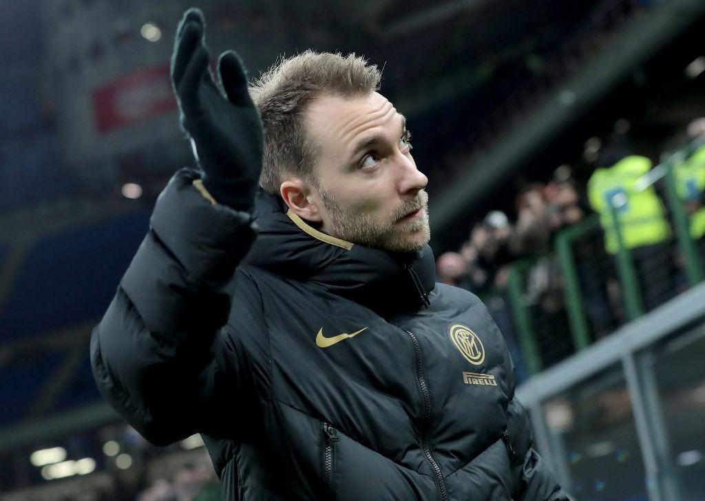 El danés ha recalado en el Inter después de haber sido pretendido por el Real Madrid este verano. / Getty Images