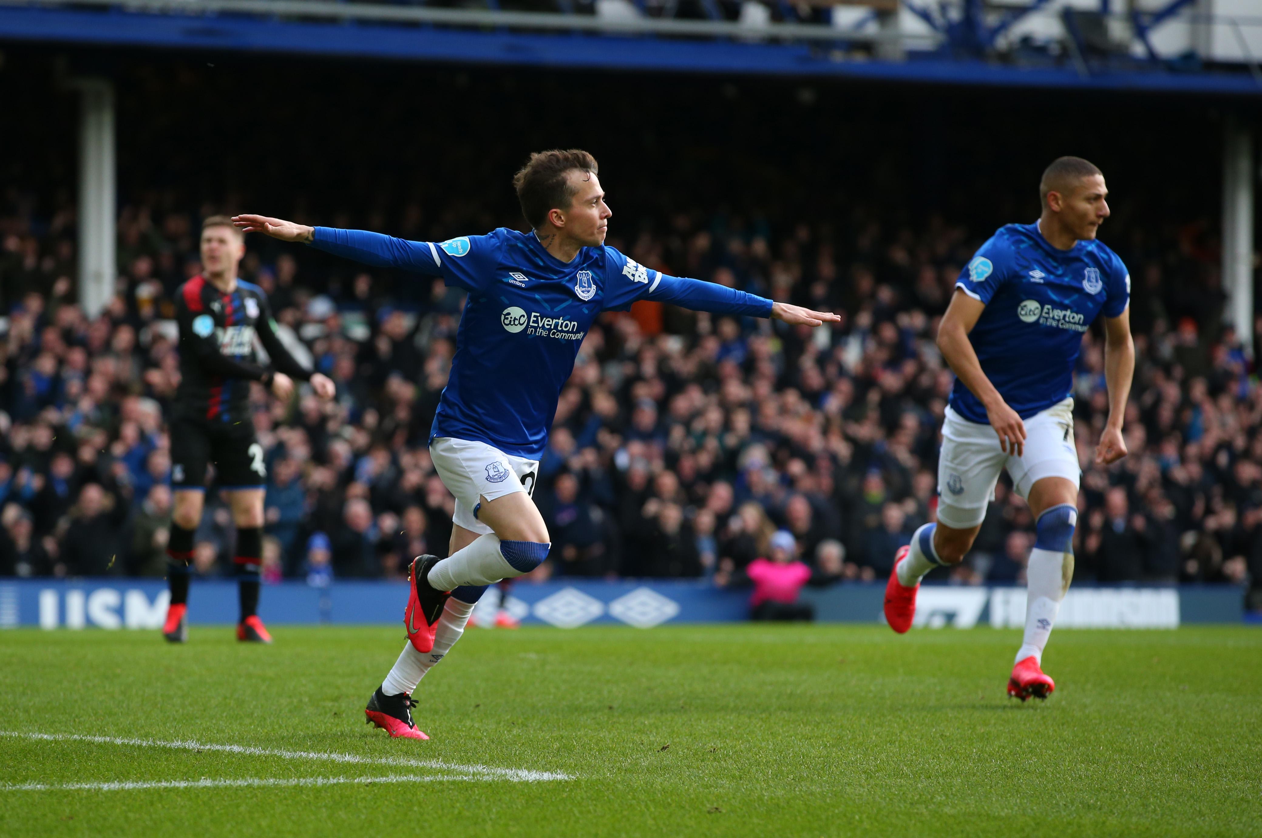 Bernard y Richarlison son los dos más grandes faros del Everton