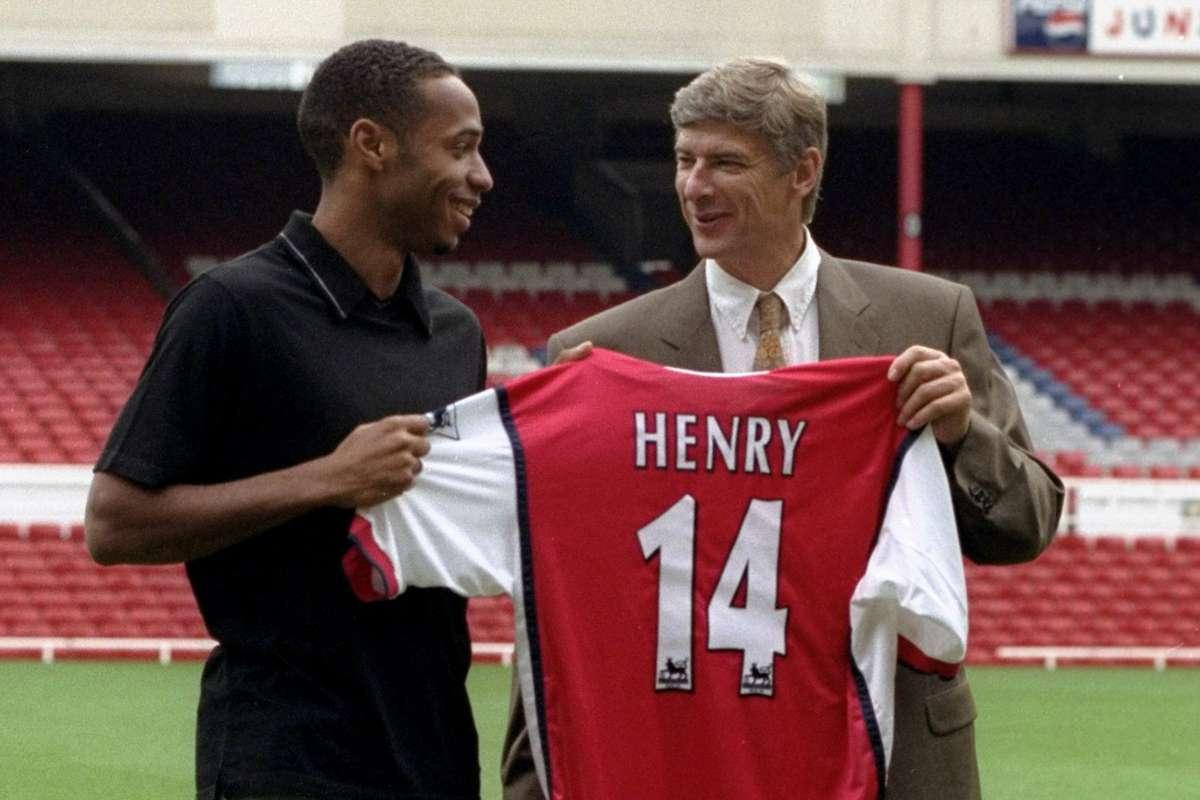 La influencia de los franceses en la era Premier es innegable. / Arsenal FC