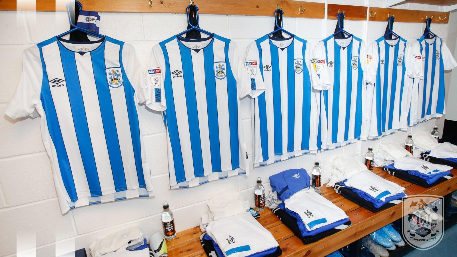 Camiseta Huddersfield 19/20