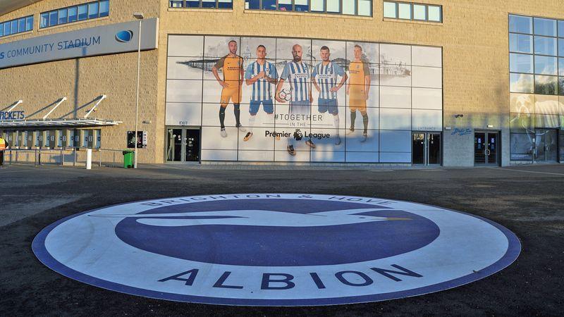Amex Stadium. / Brighton & Hove Albion