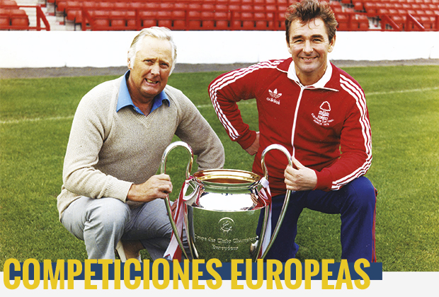 Competiciones europeas
