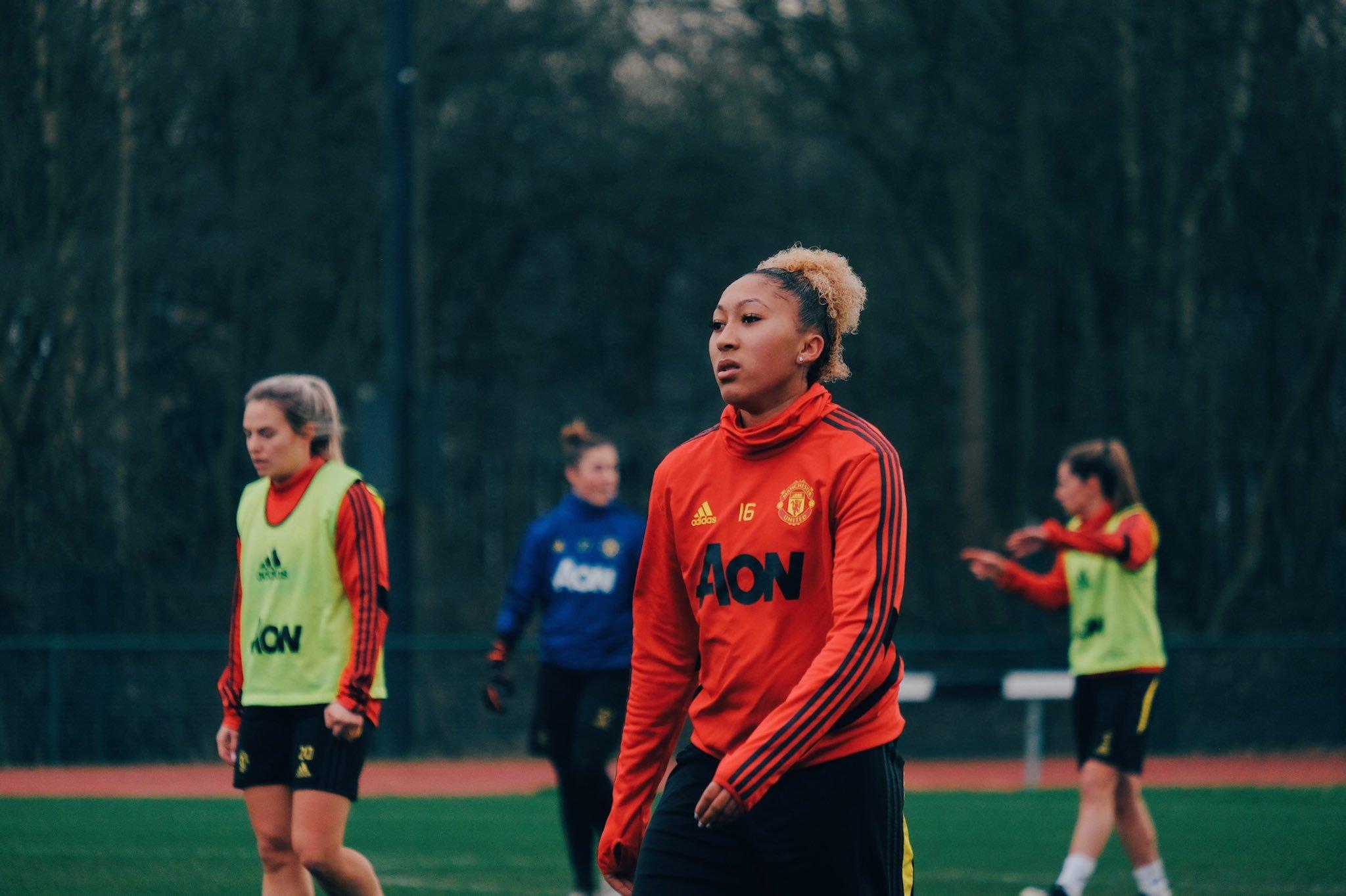 Lauren James. Man United