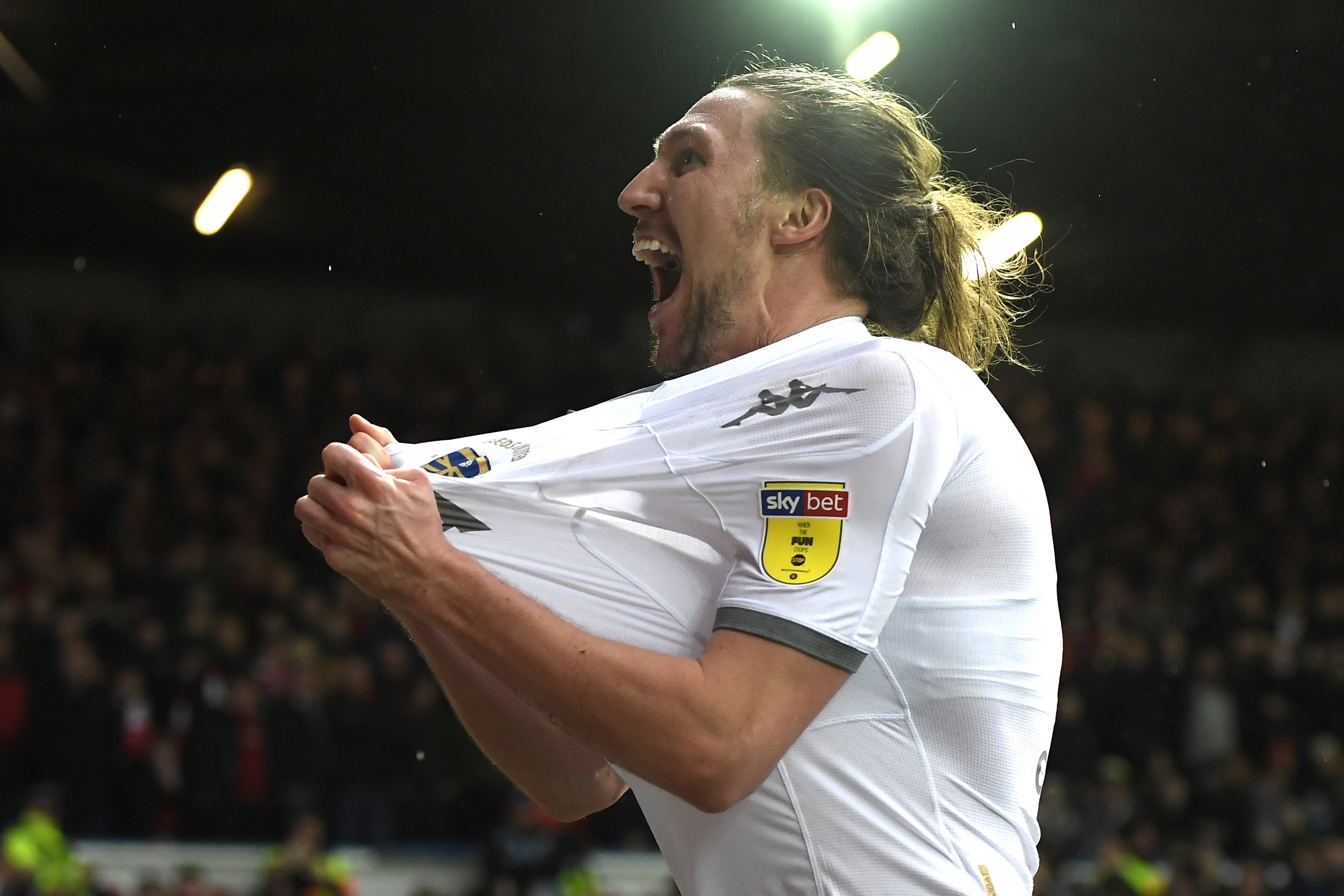 El Leeds volvió a la senda de la victoria este fin de semana. / Getty Images