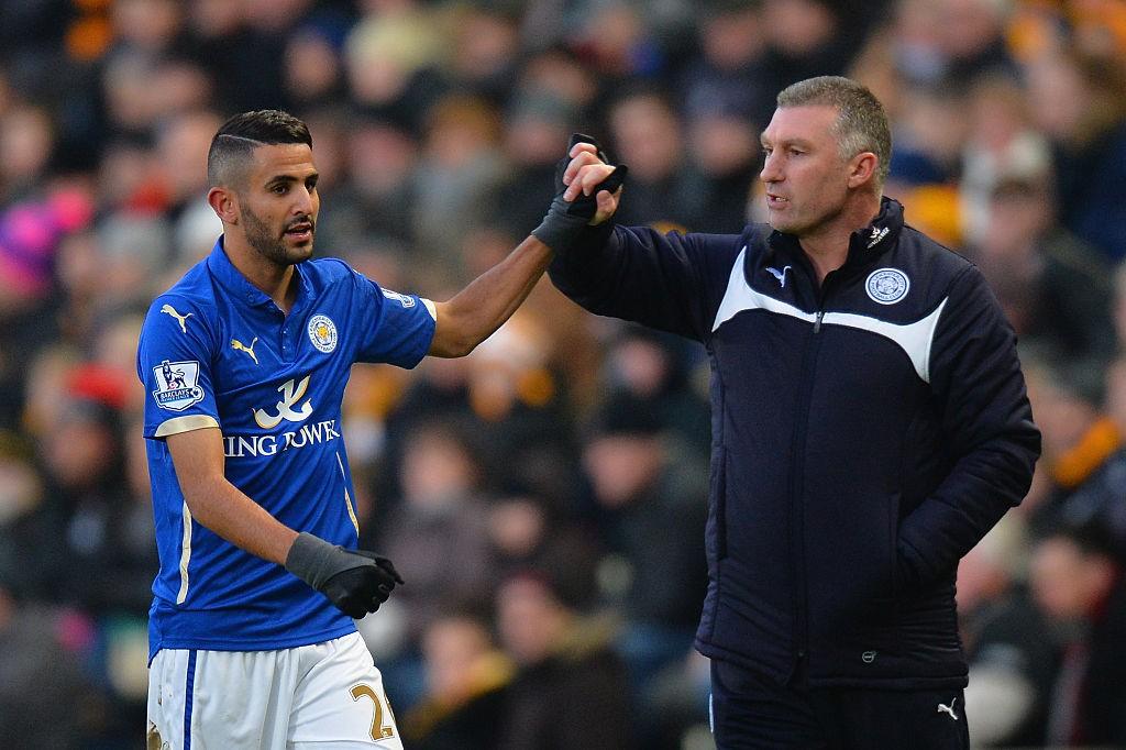 Pearson gozó de su primera y hasta la fecha única oportunidad en Premier cuando entrenaba al Leicester. / Getty Images