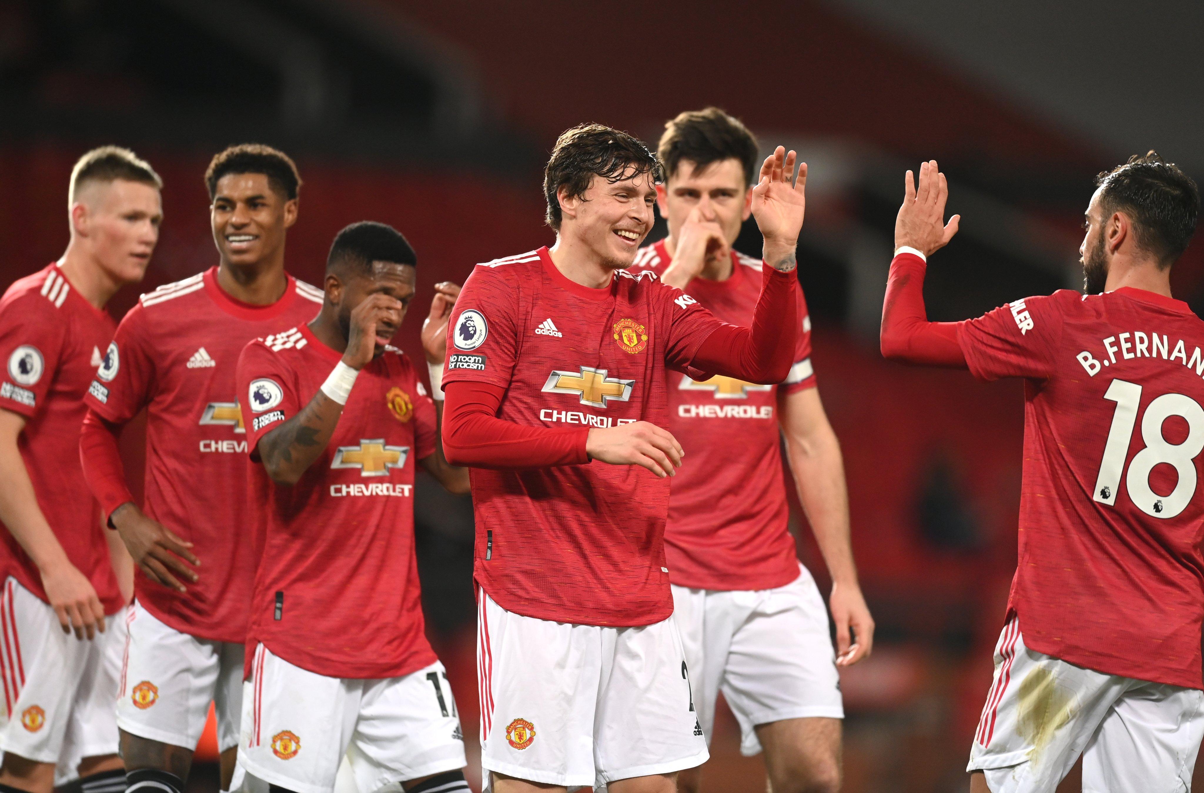 El Manchester United ganó en el regreso de su rivalidad con el Leeds