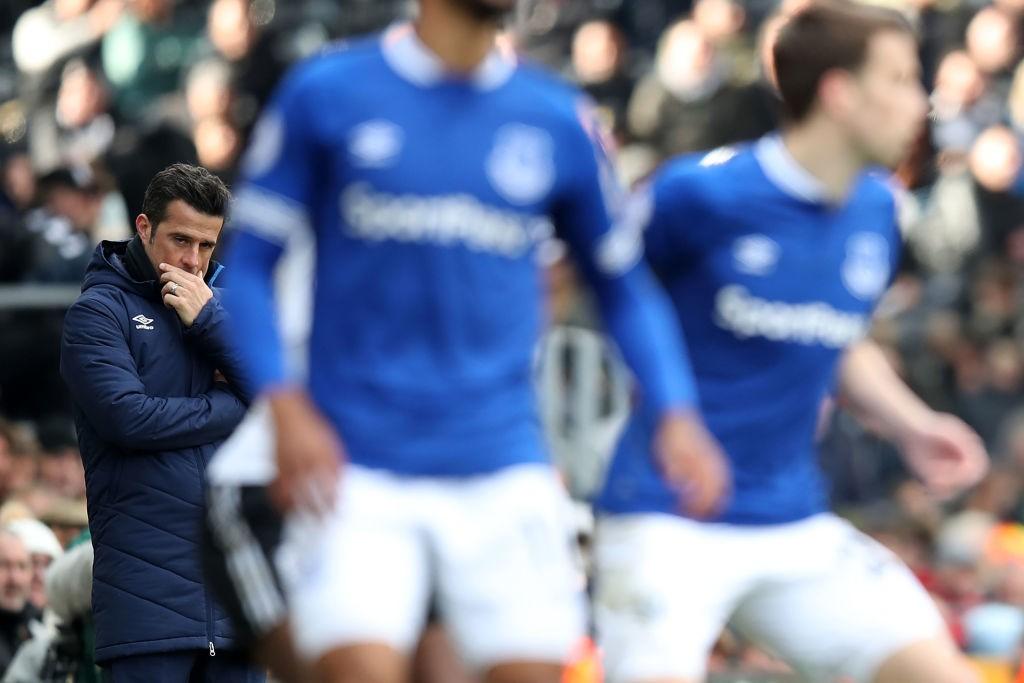 El Everton de Marco Silva ha tenido la irregularidad como su mayor signo de identidad. / Getty Images