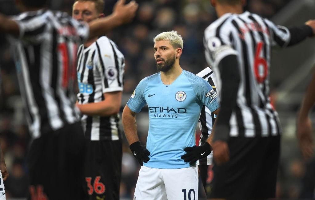 El Newcastle también tumbó al City la temporada pasada con un planteamiento radicalmente opuesto al del Norwich. / Getty Images