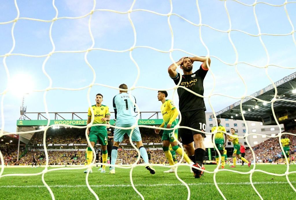 Norwich vs Manchester City