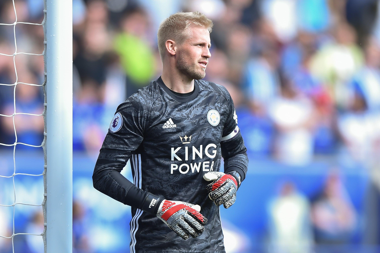 Peter Schemeichel es, probablemente, el mayor exponente del fútbol escandinavo en la Premier actual. / Leicester City