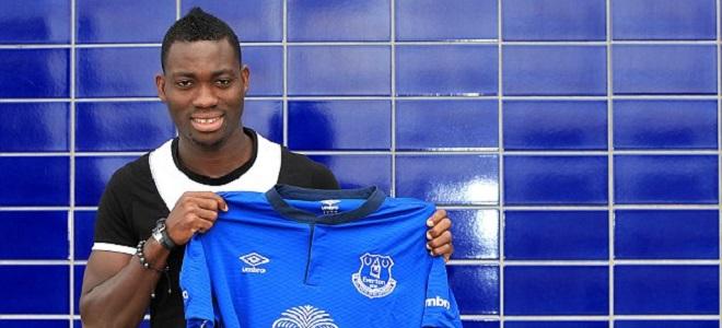 Christian Atsu ha sido cedido al Everton