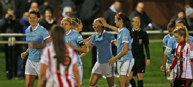 El Manchester City ganó con dificultades al Sunderland.