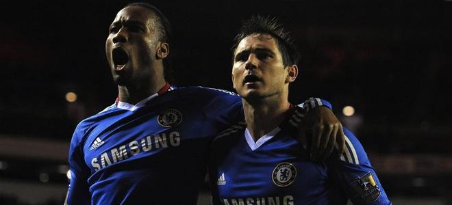 Drogba anotó el único gol del encuentro