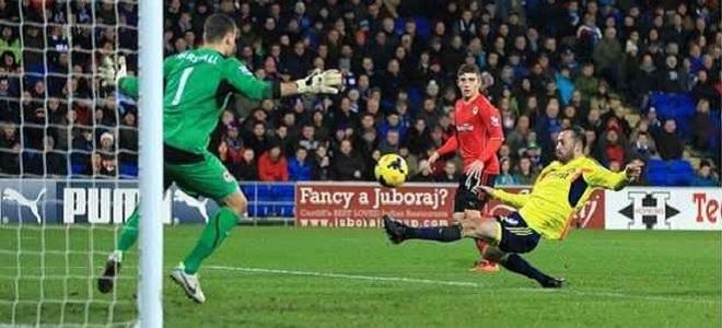 Steven Fletcher metió al Sunderland en el partido