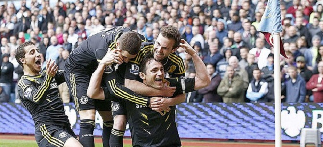 Lampard ya es el máximo goleador de la historia del Chelsea