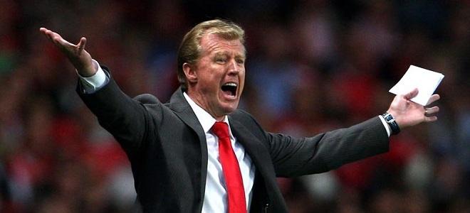 Steve McClaren no ha triunfado en su regreso al fútbol inglés