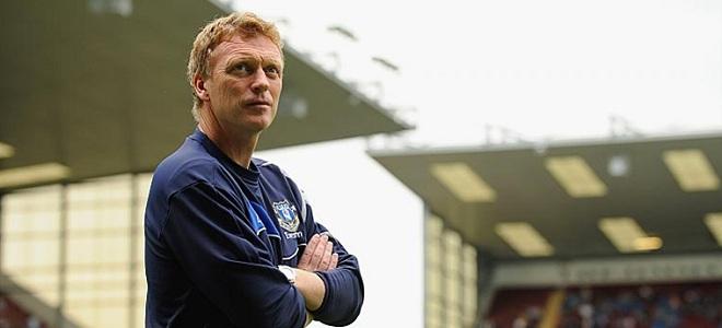 David Moyes ha cumplido diez años al frente del Everton