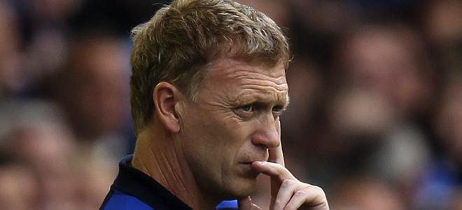 Moyes se enfrenta al Everton por primera vez