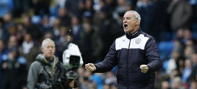 Ranieri puede pasar a la historia si gana la Premier League con el Leicester