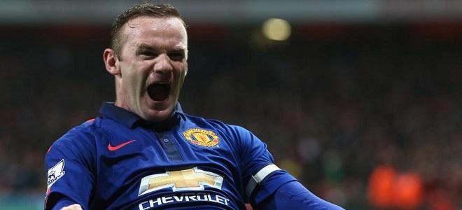 Wayne Rooney ha marcado en las últimas tres jornadas