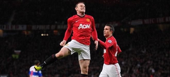 Rooney dio la victoria al United