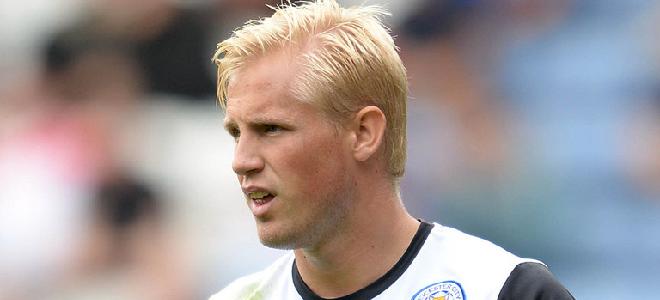 Kasper Schmeichel es el guardameta del líder Leicester (foto de Sky Sports)