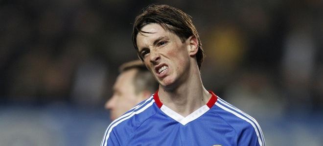 Fernando Torres no consigue marcar ni en los amistosos