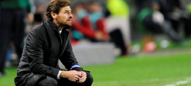 Villas-Boas regresa a Londres