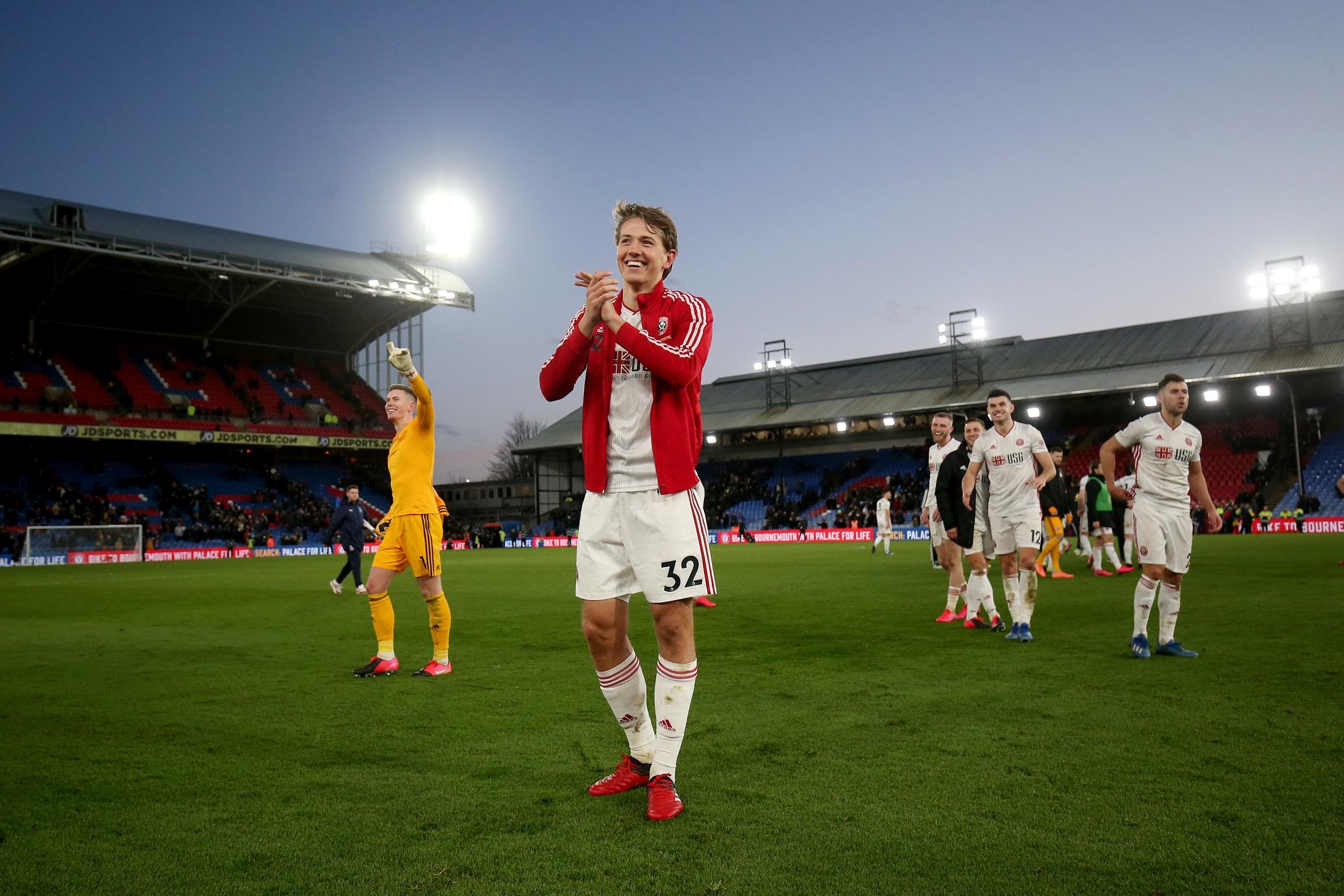 Sander Berge, la nueva estrella del Sheffield United