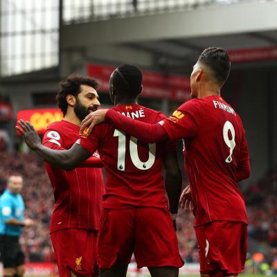 Liverpool. / Premier League