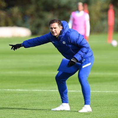 Lampard. / Chelsea FC