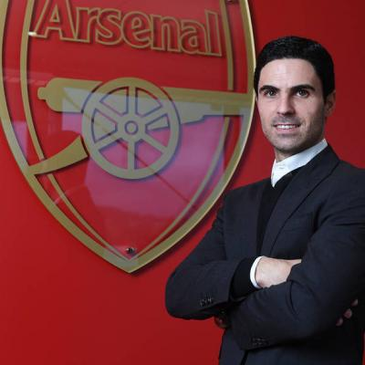 Arteta. / Arsenal