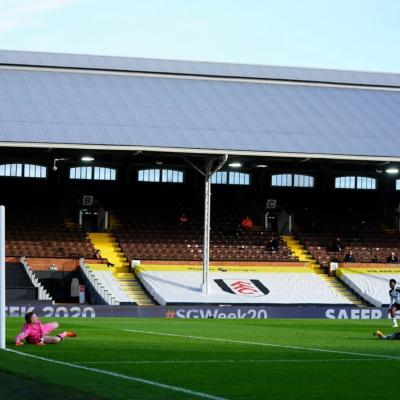Cavaleiro falló un penalti en la última jornada ante el Everton. / Fulham