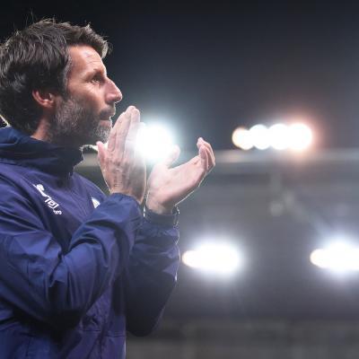 Danny Cowley, nuevo entrendor del Huddersfield