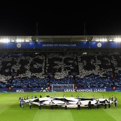 King Power (Ross Kinnaird/Getty Images)