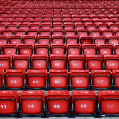 Anfield vacío