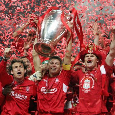 Liverpool Champions 2005