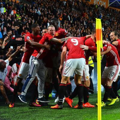 Manchester United vs Hull